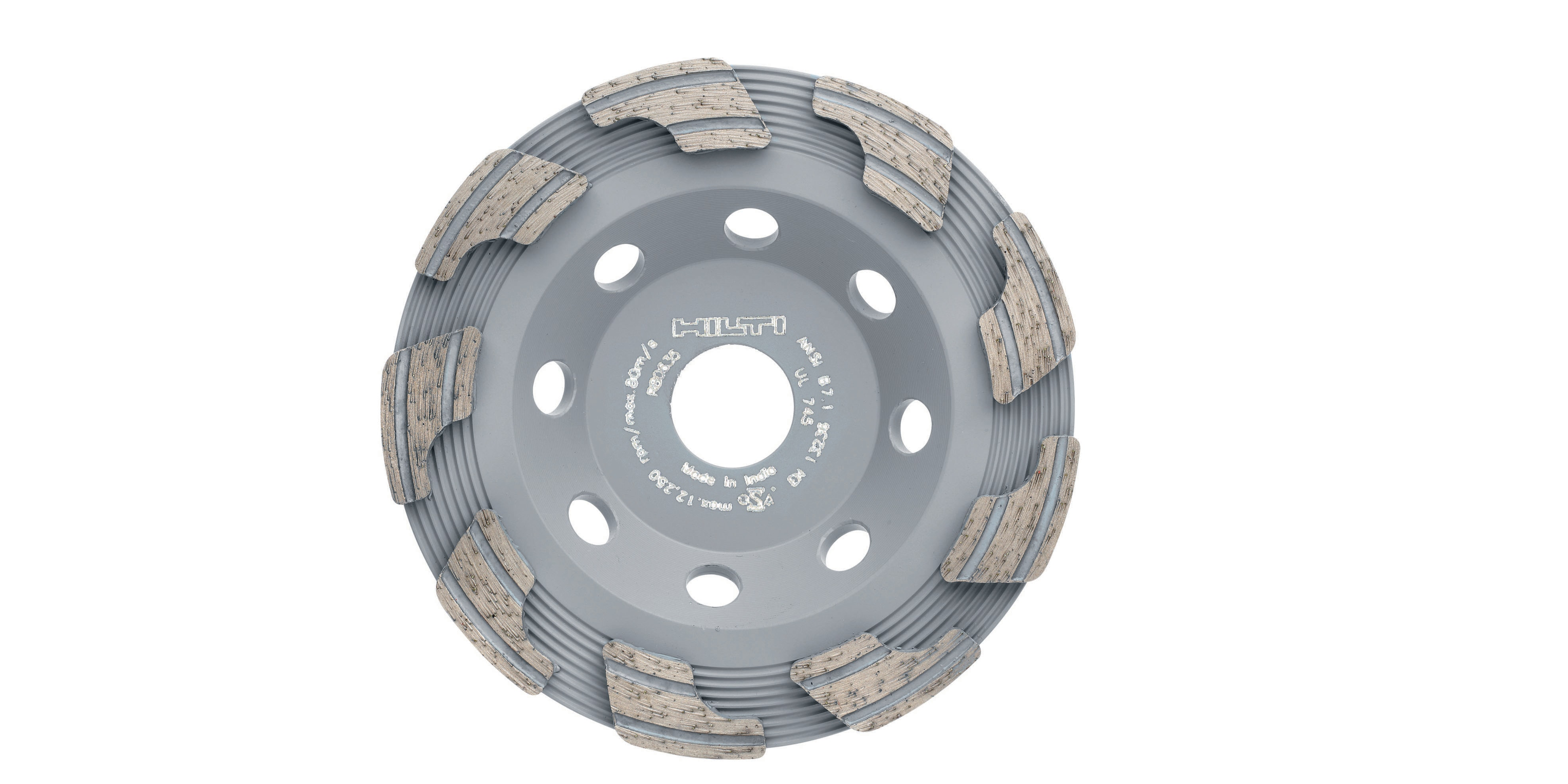 P Universal Diamond Cup Wheel