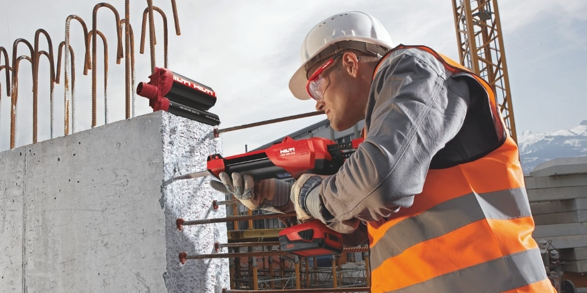 SAFESET TECHNOLOGY FOR ANCHORS AND REBAR