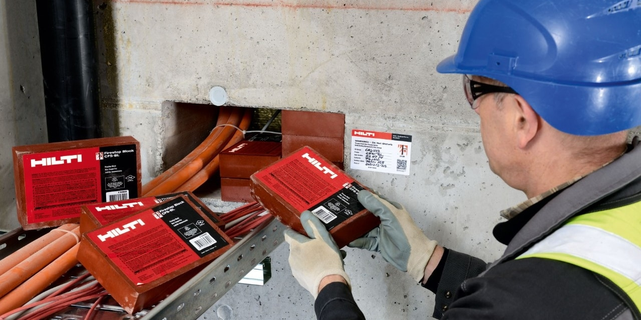 FIRESTOP ELECTRICAL PENETRATIONS