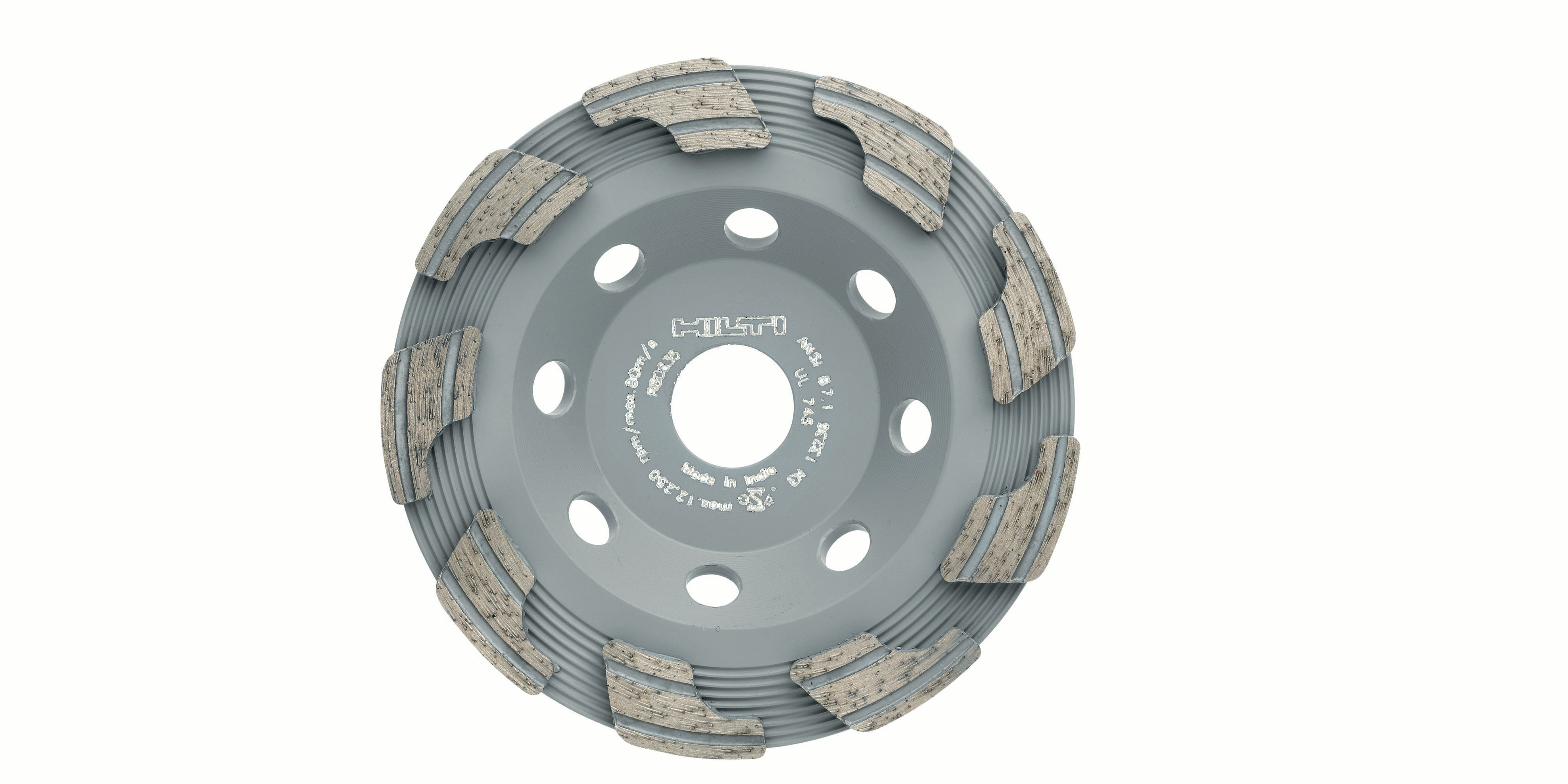 P universal diamond grinding cup wheels