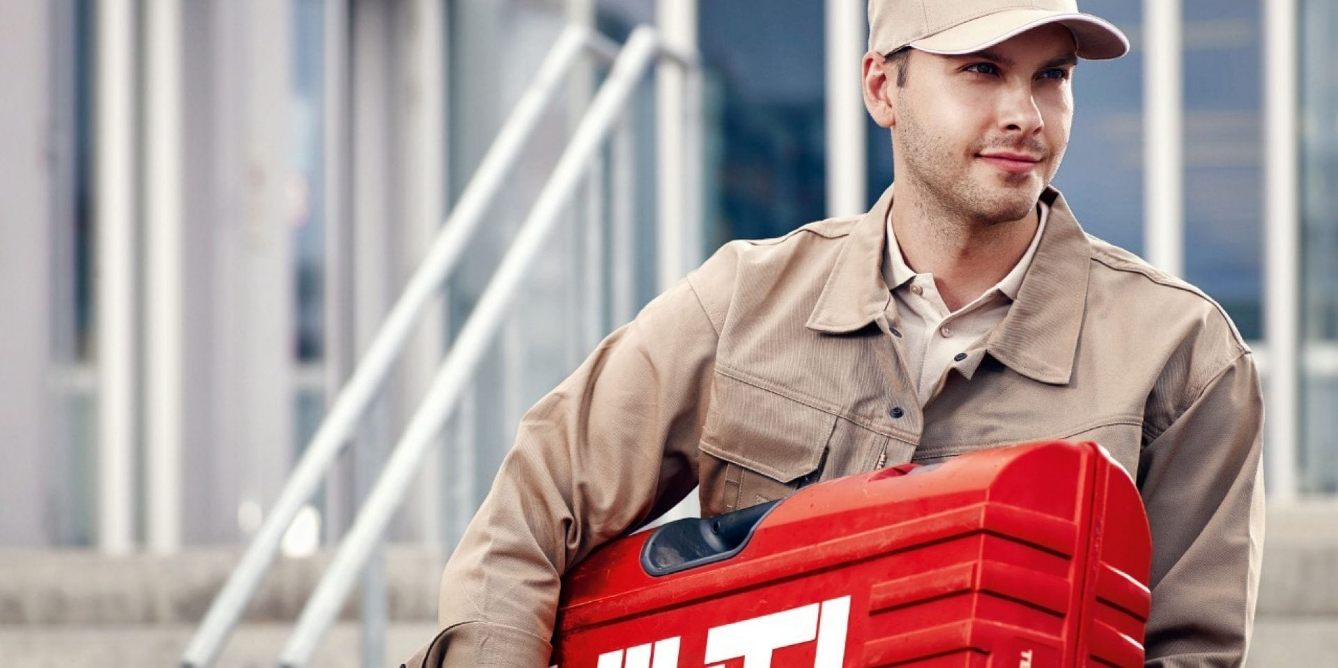 Hilti tool repair turnaround time