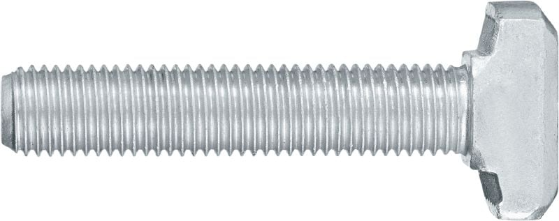 Standard HAC-T T-Bolts T-bolts for tension, perpendicular and parallel shear loads (3D loads)