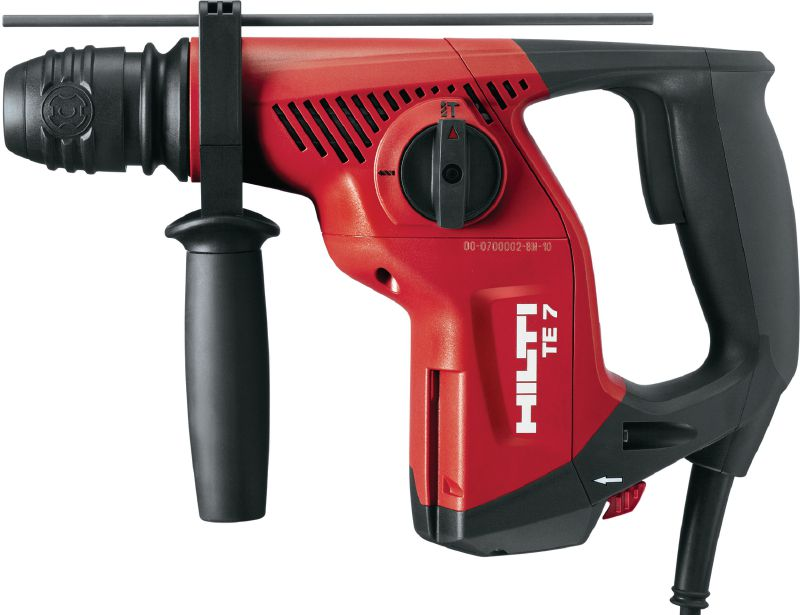 TE 7 Rotary hammer Compact and lightweight D-grip SDS Plus (TE-C) rotary hammer