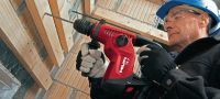 TE 7 Rotary hammer Compact and lightweight D-grip SDS Plus (TE-C) rotary hammer Applications 3